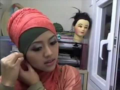 pasmina easy stepheejab tutorial by Anggun Muslimah