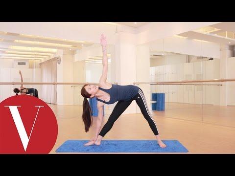 Annie老師分享3招瑜珈動作有效改善肩頸及腰痠背痛