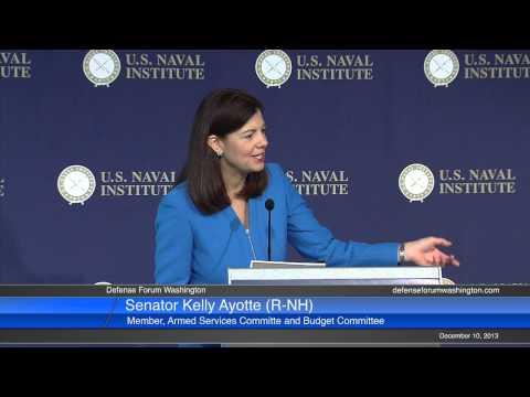 DFW 2013: Senator Kelly Ayotte