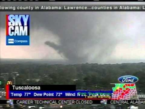 Tuscaloosa Alabama Tornado April 27 2011