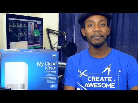 Western Digital My Cloud Mirror 4TB Review