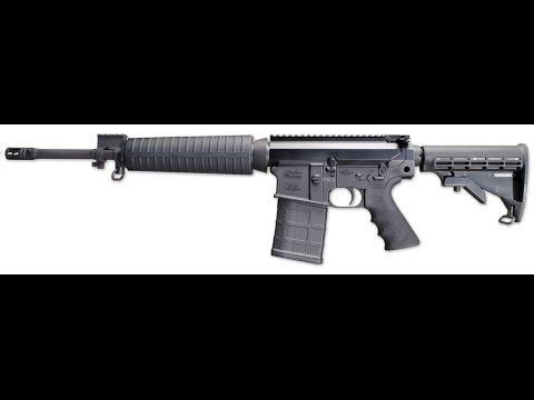 Windham Weaponry SRC 308/AR-10 - SHOT Show 2014