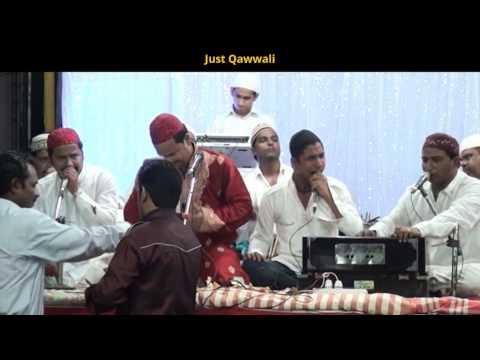 Azim Naza vs Anjum Bano Qawwali ll Fahad Haddadi Wedding Function ll Murud Janjira (Rajpuri) Part-1