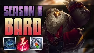 ROAM IN STYLE! - BARD CHAMPION GUIDE - LEAGUE OF LEGENDS