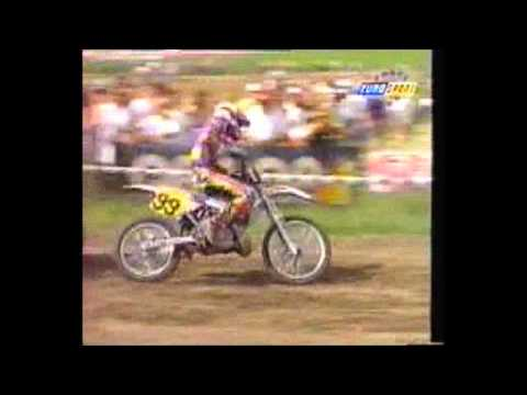 1995 World Motocross 500cc GP Luxemburg
