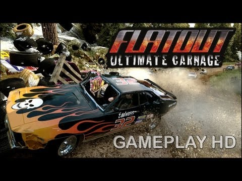 FlatOut: Ultimate Carnage - Gameplay HD