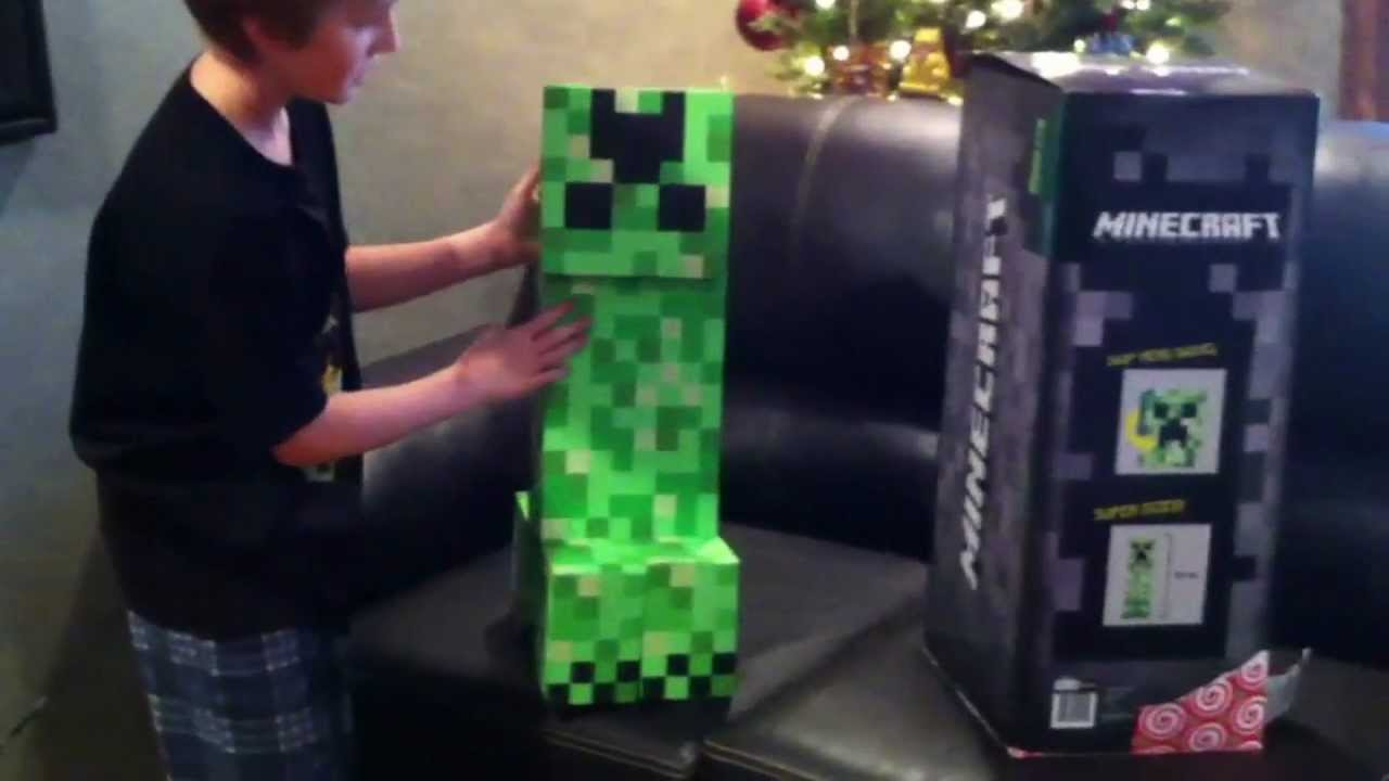 Minecraft Creeper Toy Glitch