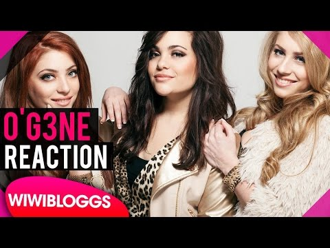 O'G3NE (Eurovision 2017): Reaction to The Netherlands' singers | wiwibloggs