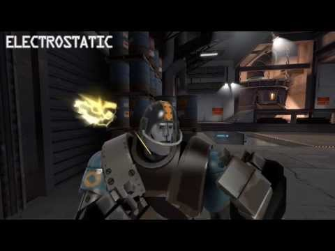 Team Fortress 2 - Robotic Boogaloo Update: Unusual Effects