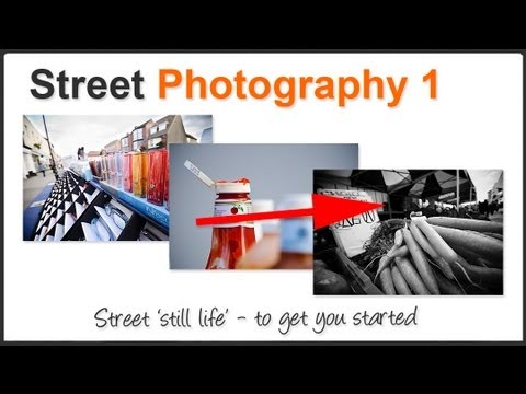 Street Photography Part 1a