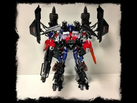 Fans Want It 3 Jet Power Upgrade Set FWI3 for Transformers Leader Optimus Prime