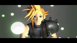 Final Fantasy VII Ending
