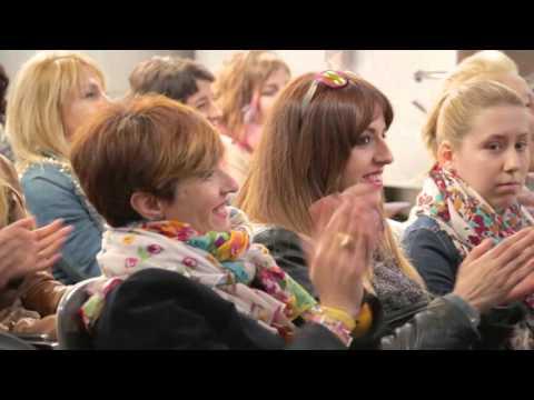 Videoclip resumen evento TR10 Cosmetic Forum