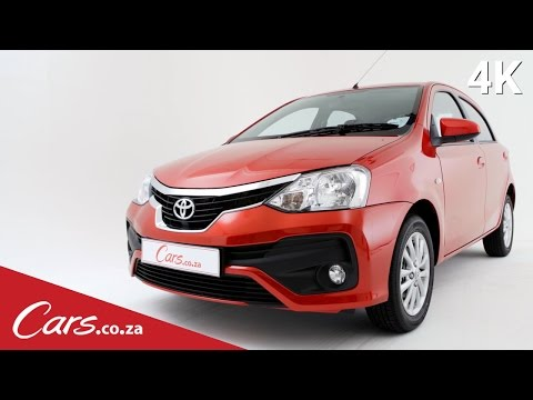 Toyota Etios 1.5 Sprint (2017) In-depth Review