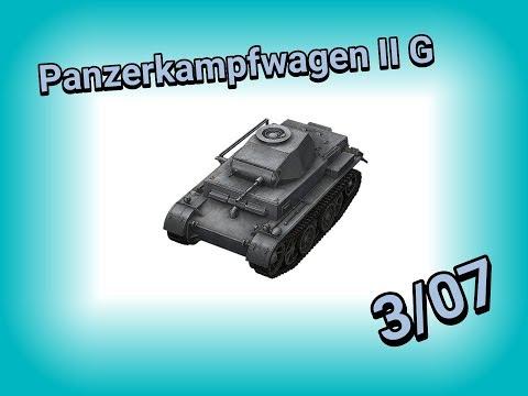 3/07 Pz. II G Bemutató