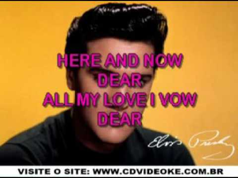 Elvis Presley   Hawaiian Wedding Song