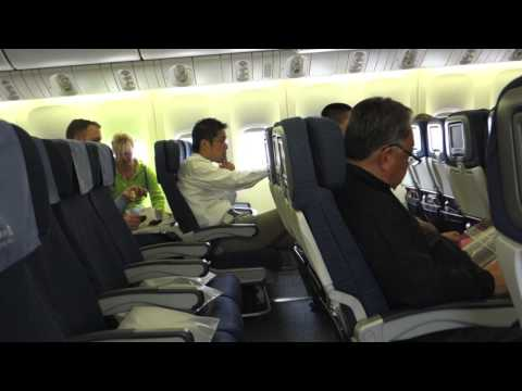 United Airlines SEA to NRT 777-200 Part1 Pre-Flight