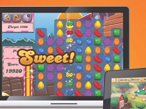 """""""Candy Crush"""" creator files for IPO"""
