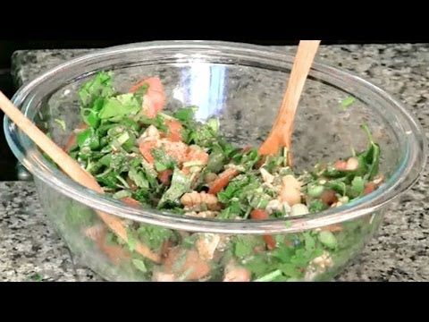 Mint Quinoa Salad