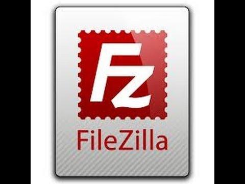 Работа с FTP клиентом FileZilla