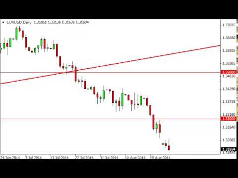 EUR/USD Technical Analysis for August 27, 2014 by FXEmpire.com
