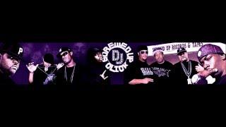 DJ Screw - Freestyle (Grace, Wood & Big Moe)