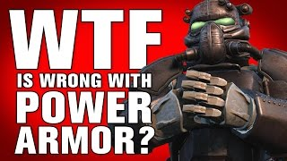The SCIENCE! Behind Power Armor in Fallout 4