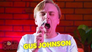 Paying Gus Johnson $2000 to Shave his Moustache | Cold Ones