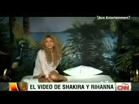 ¿qué Hay Detrás Del Sexy Video De Shakira? video