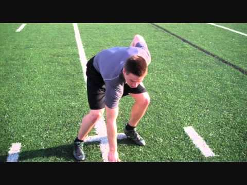 How to Improve your NFL Pro Agility 20 Yard Short Shuttle Time, Stance, and Start