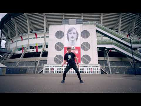 #YourMove – EURO 2020 Freestyler
