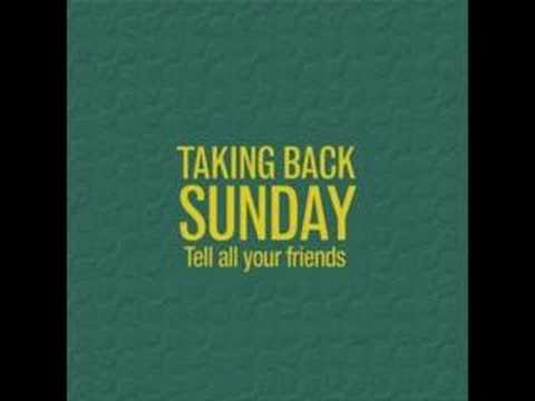 Taking Back Sunday - Youre So Last Summer