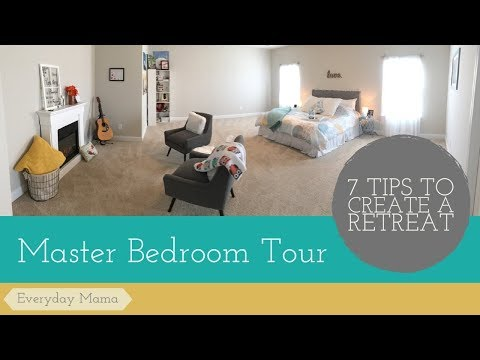 """Master Bedroom: Tour & 7 Tips to Create a Retreat / Part 15 of """"New to Nested"""" Series"""