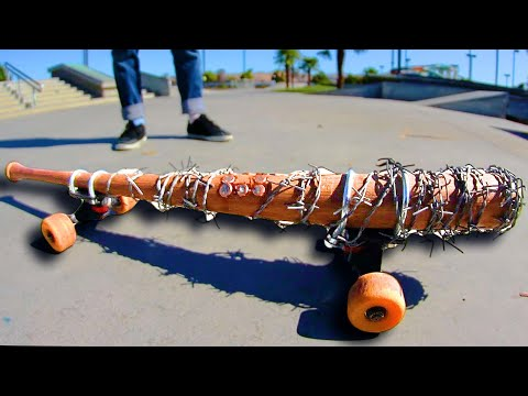 THE MOST DANGEROUS SKATEBOARDS IN HISTORY!