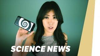 Optische Täuschung verbessert Sehkraft | SCIENCE NEWS