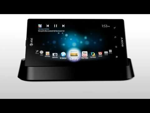SmartDock for Xperia™ ion