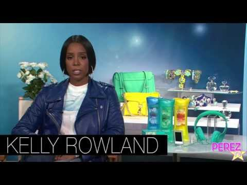 EXCLUSIVE! Kelly Rowland Talks New Music, Demi Lovato, & Simon Cowell's Daddy Skills!