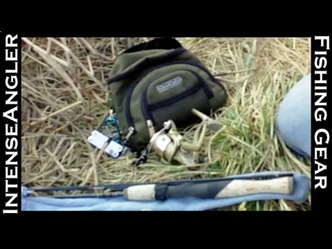 Backpacking Fishing Gear - Rod, Reel, Tackle
