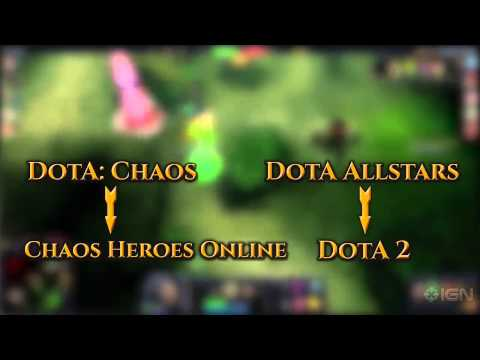 Chaos Heroes Online   Gameplay Trailer