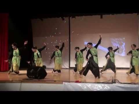 Kcs Summer Dreams 2012 Thira Nurayum Churul Mudiyil Dance - Ananthabadhram video