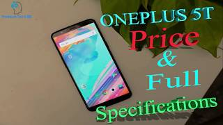 Oneplus 5T Full Specifications, Review & price In Bangladesh 2019