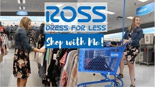 ROSS SHOP WITH ME AND HAUL || FALL 2018