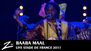 Baaba Maal Live Stade de France