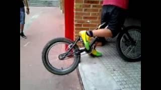 Bike trial-Monty 219 magura(Zapi)