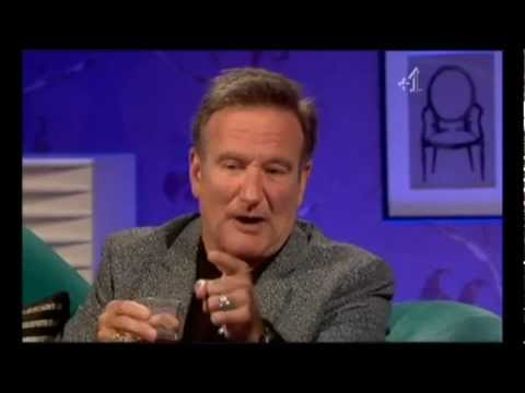 Robin Williams TALKS ON Doubtfire 2!