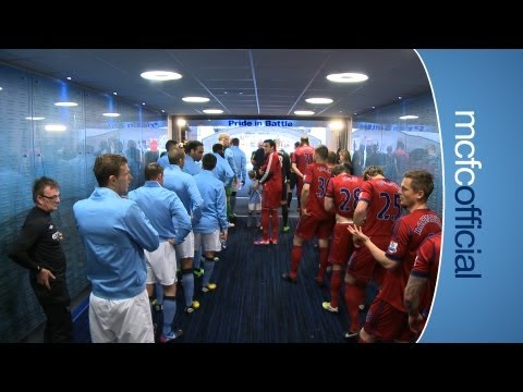 TUNNEL CAM: City 1-0 West Brom