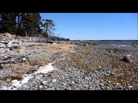 Video tour of 596 Oak Point Road in Trenton, Maine.