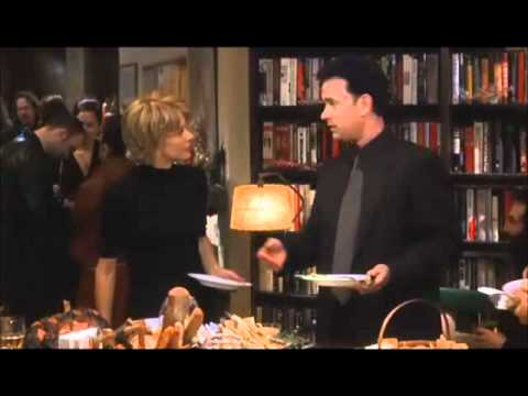 You've Got Mail -- Joe and Kathleen meet again