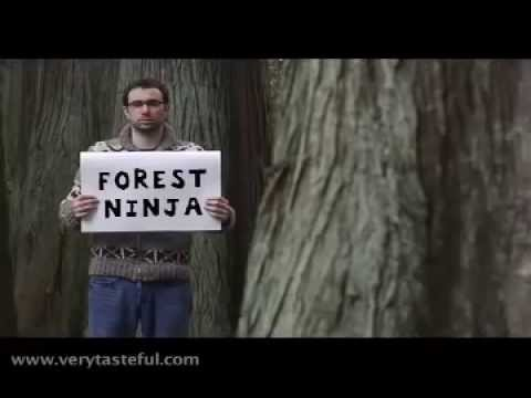 FOREST NINJA ! ♫ (on iTunes)