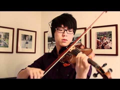 Lil Wayne - How To Love - Jun Sung Ahn Violin Cover video